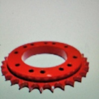 Welger sprocket wheel z30 genuine germany for square baler ap 45