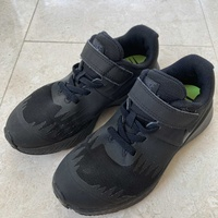 Nike trainers for boy size 30