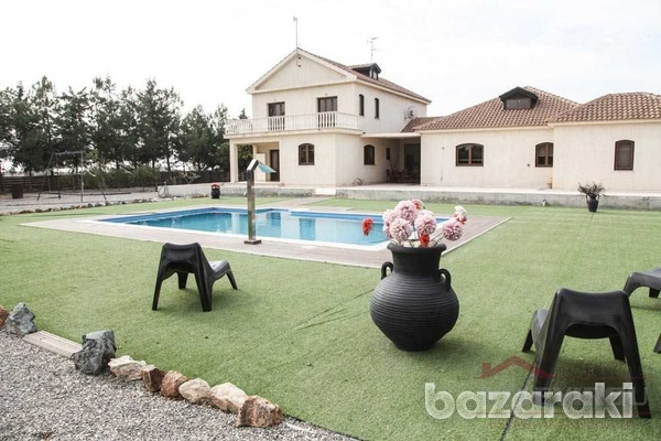 Luxury furnished 6 bedroom house in larnaca,kiti-3