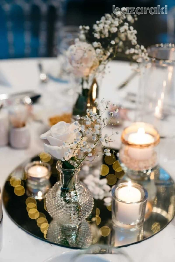Wedding center piece for 25 tables-1