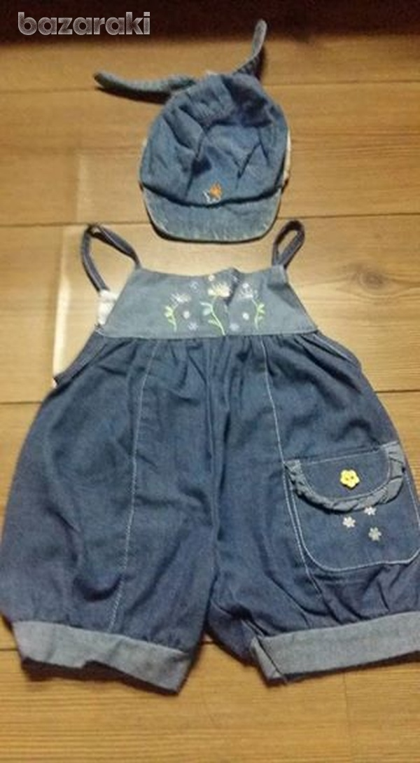 Set of baby clothes 6-9 months - five pieces-2
