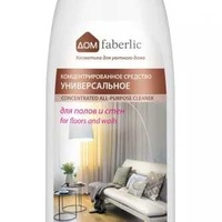 Faberlic. clean shiny concentrated universal cleaner