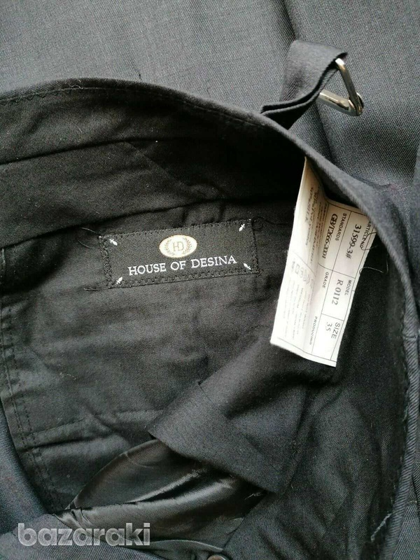 House of desina full set of suit-3