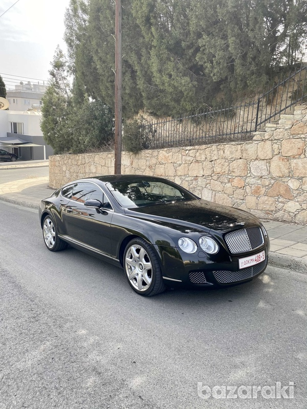 Bentley Continental GT 6,0L 2011-1
