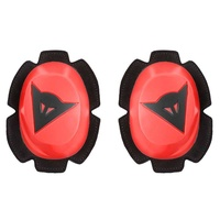 Pista rain knee slider fl-red/blk n