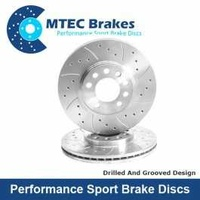 Mtec performance brake discs and pads