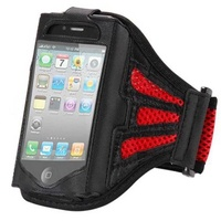 Pu workout sport gym case for iphone5 5s or universal arm band accesso