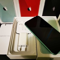 Apple iphone 11 64gb green with box and accessories