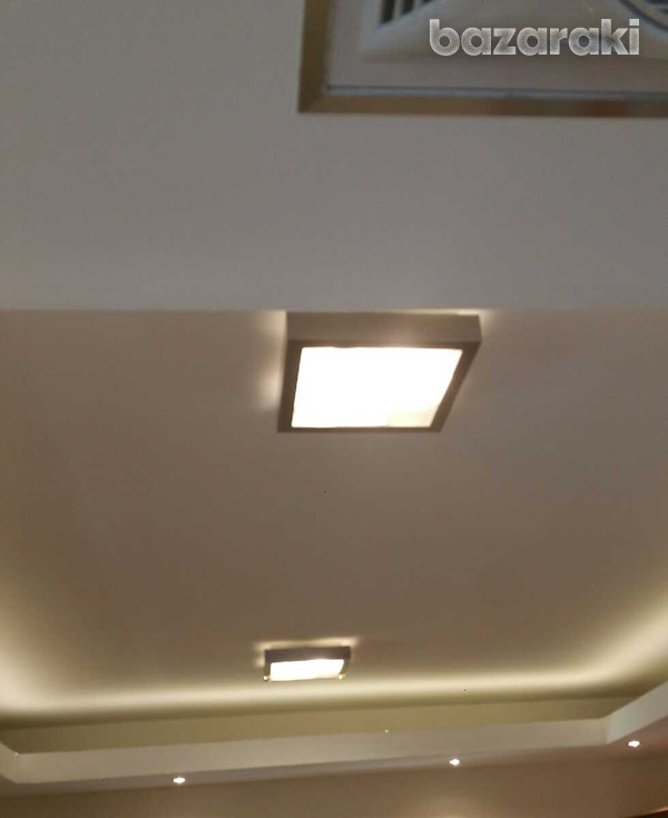 2 x roof lights 30 x 30 cm-1