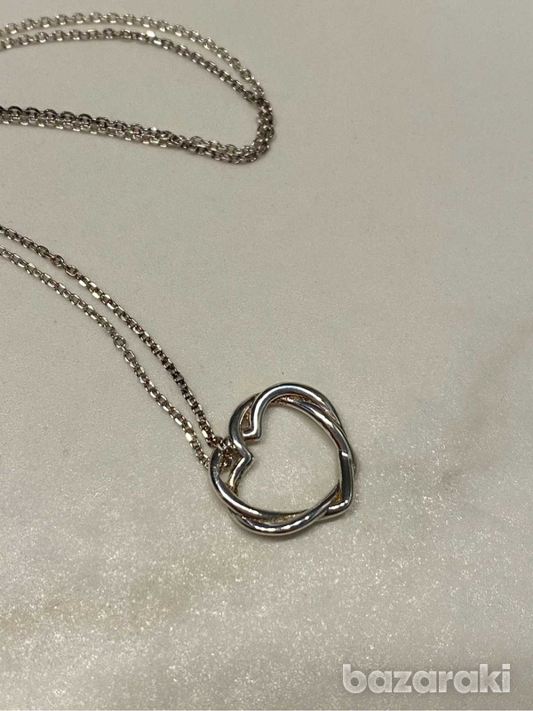 Links london silver necklace-2