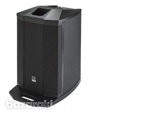 Active 10inch subwoofer and column system with mixer and 1 bluetooth-3