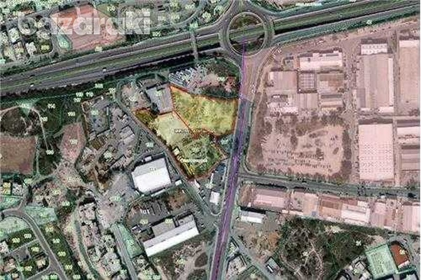 Commercial land of 15,139sqm in agios athanasios-4