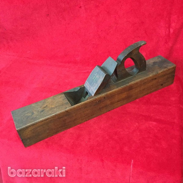 Carpenters wooden plane 55cms-5