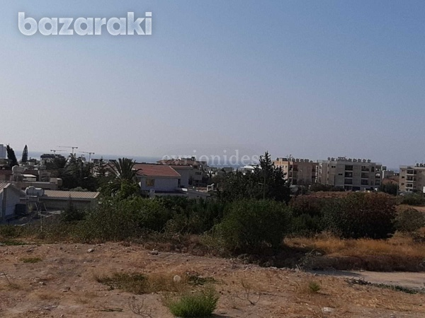 Commercial plot of land in agios athanasios-3
