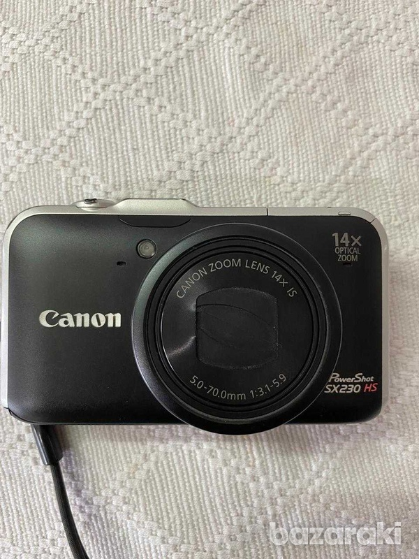 Camera canon powershot sx230 good-3