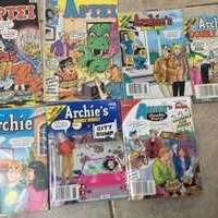 Archie's comics bundle