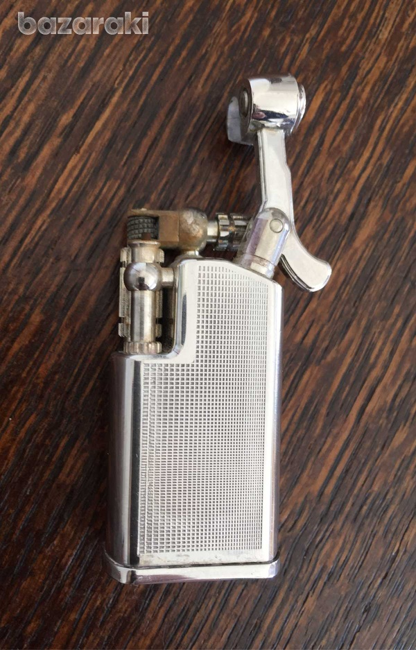 Vintage maruman butane lighter made in japan in perfect condition-3