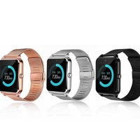 Z60 stainless steel smart watch gsm bluetooth android iphone