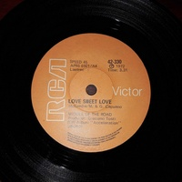 Middle of the road 45rpm