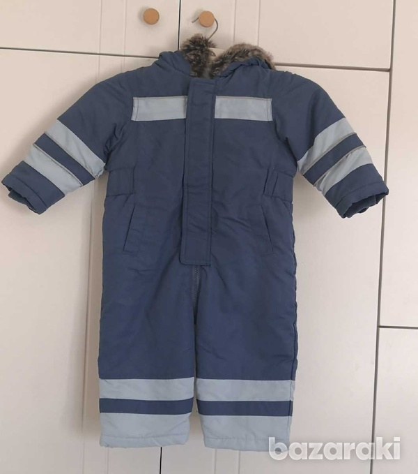 All in 1 winter suit 12-18 months-1