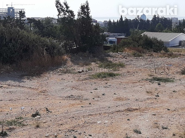 Commercial plot of land in agios athanasios-1