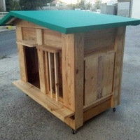 New unique dog house for l/m/s dogs