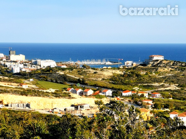 Land in ayios tychonas with unobstructed sea view-2