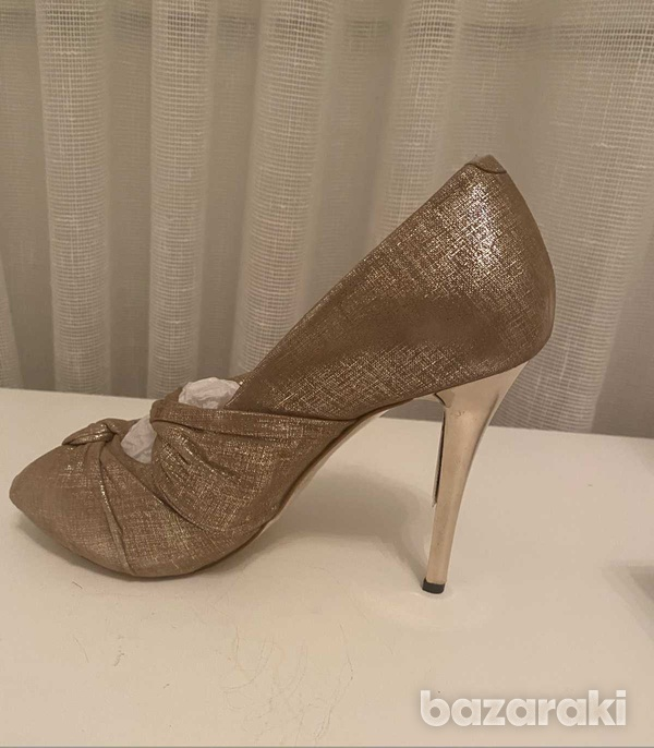 Peep toe shoes-3