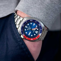 Seiko padi automatic diver's 200m watch special edition padi certified