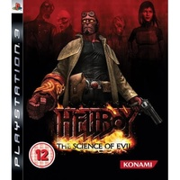 Sony playstation 3 - hellboy the science of evil - ps3