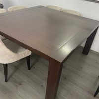 Table solid wood boconcept 140_140