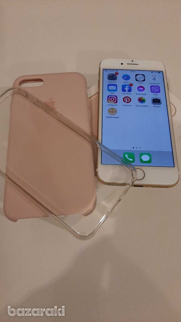 Iphone 7 gold 32gb-3