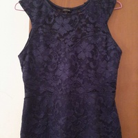 River island lace top