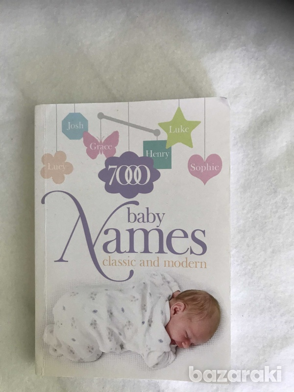 X5 books for expecting mums. baby names and complete guide for help-2