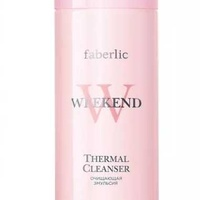 Thermal cleanser emulsion