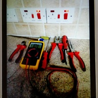 Electritian repair all electrical home appliances and installations