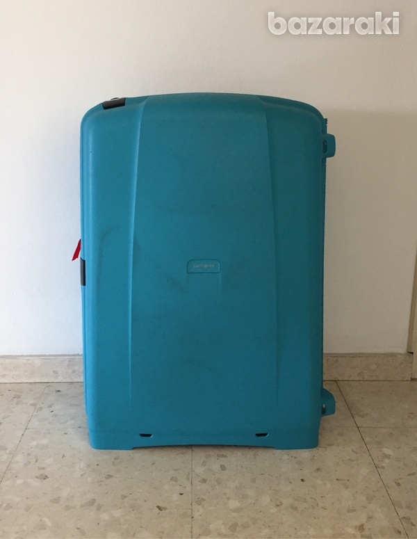 Samsonite large travel suitcase-1