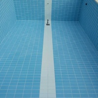 Tiles in the pool