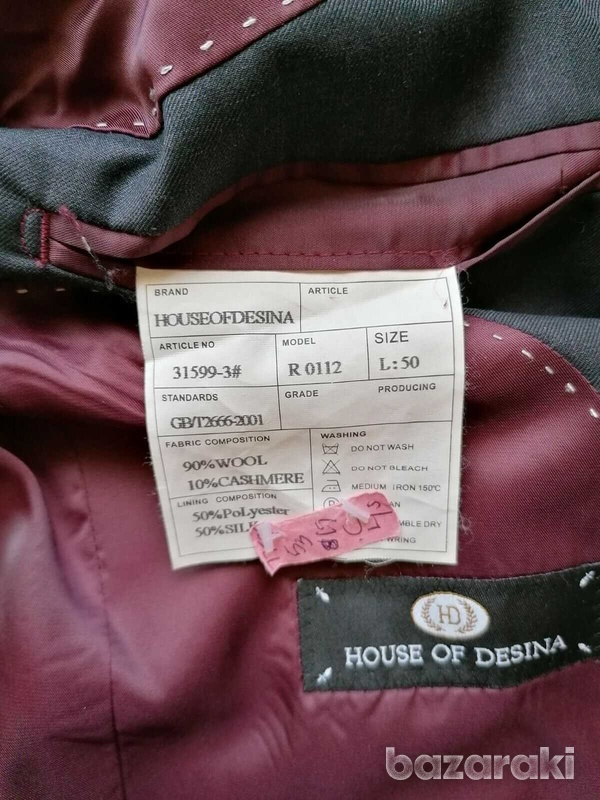 House of desina full set of suit-4