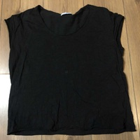 Pull and bear black top