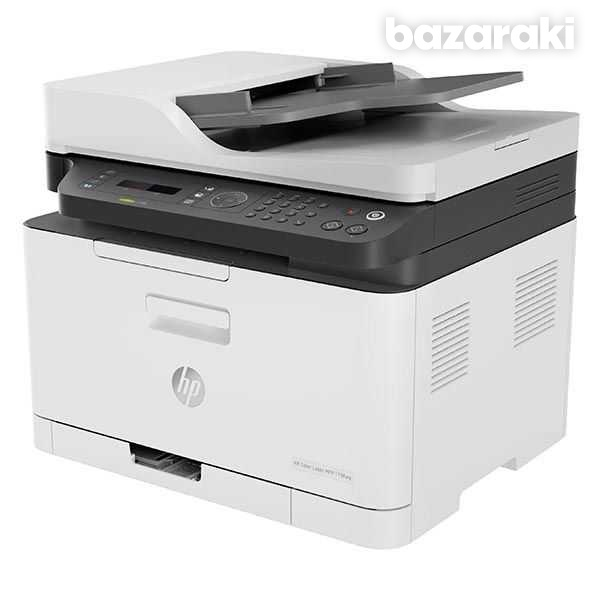 Hp printer all in one laser color 179fnw a4-1