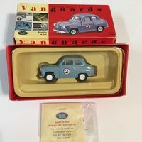 Austin a35 model by vangaurds 1/43 scale, new