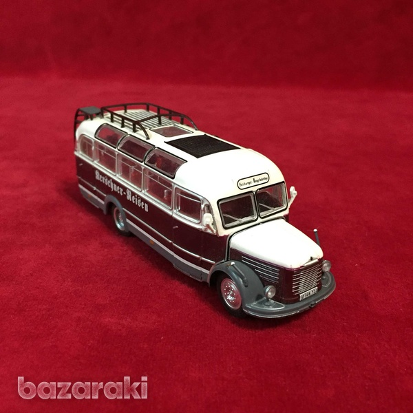 Collectible steyr 380 q bus 1/72 scale-1