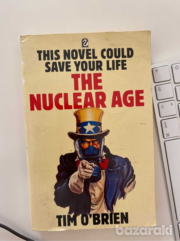 The nuclear age book by tim obrien-1