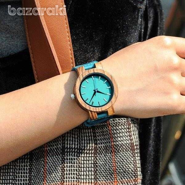 Bamboo watch-1