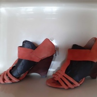 Brazilian brand leather shoes