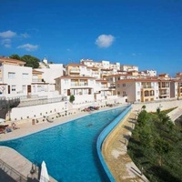 Two bedroom holiday apartment in peyia paphos