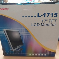 Digimate l-1715 17 inches tft lcd monitor