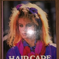 Hair and makeup books - four available
