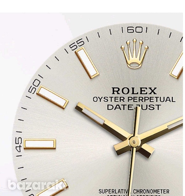 Rolex silver dial / only the dial-1